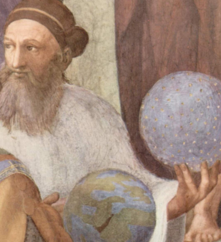 Представления Птолемея об устройстве мира